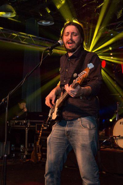 Rock Coverband Gitarre Egitarre